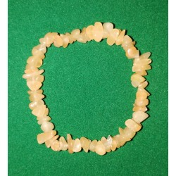 Bracelet Calcite Orange